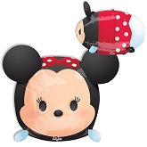 "19"" Disney Tsum Tsum Minnie Mouse Balloon"