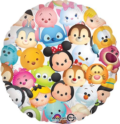 """18"""" Disney Tsum Tsum Balloon"""