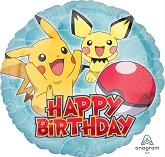 Pokemon Mylar Balloons