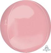 "16"" Orbz Pastel Pink Orbz XL Foil Balloon"