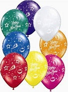 """11"""" New Year Party Jewel Assortment  (50 Count)"""