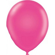"11"" Party Style Latex Balloons (100 CT) Electric Pink"
