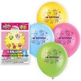 Shopkins Balloons Mylar Balloons