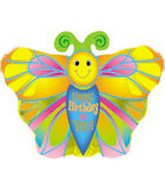 "20"" Happy Birthday to You Butterfly Packaged"