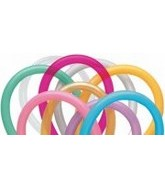260Q Entertainer Assorted Twisting Animal Balloons