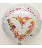 """18"""" Floral Romance Bridal Shower"""