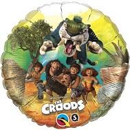 The Croods Balloons Mylar Balloons