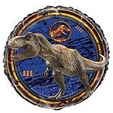 Jurassic World Mylar Balloons