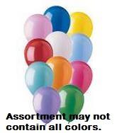 5 Inch Latex (Creative Brand) Mylar Balloons