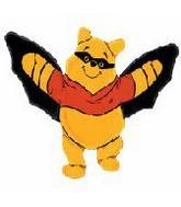 Winnie The Pooh Mylar Balloons