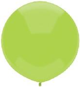 "17"" Outdoor Display Balloons (72 Count) Kiwi Lime"