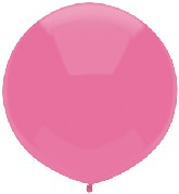 """17"""" Outdoor Display Balloons (72 Count) Passion Pink"""