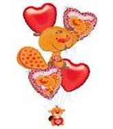 Valentine Dam Your Hot Bouquet