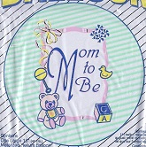 """18"""" Mom To Be Balloon"""