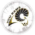 """18"""" Collegiate Football Virginia Commonwealth"""