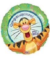18'' Tigger Congratulations