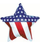 "18"" Patriotic Star"