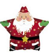 """18"""" Star Santa"""