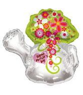 """36"""" Happy Mother'S Day Watering Can"""