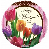 """18"""" Happy Mother's Day Bunch Of Tulips"""