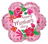 """18"""" Mother's Day Pink Roses Gellibean"""