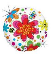 """18"""" Springtime Mother's Day Balloon"""