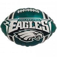 "9"" Airfill Only NFL Balloon Philadelphia Eagles"