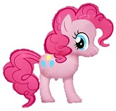 """28"""" My Little Pony Pinkie Pie Balloon"""