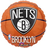 "18"" Brooklyn Nets Basketball"