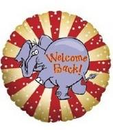 "18"" Welcome Back Elephant"