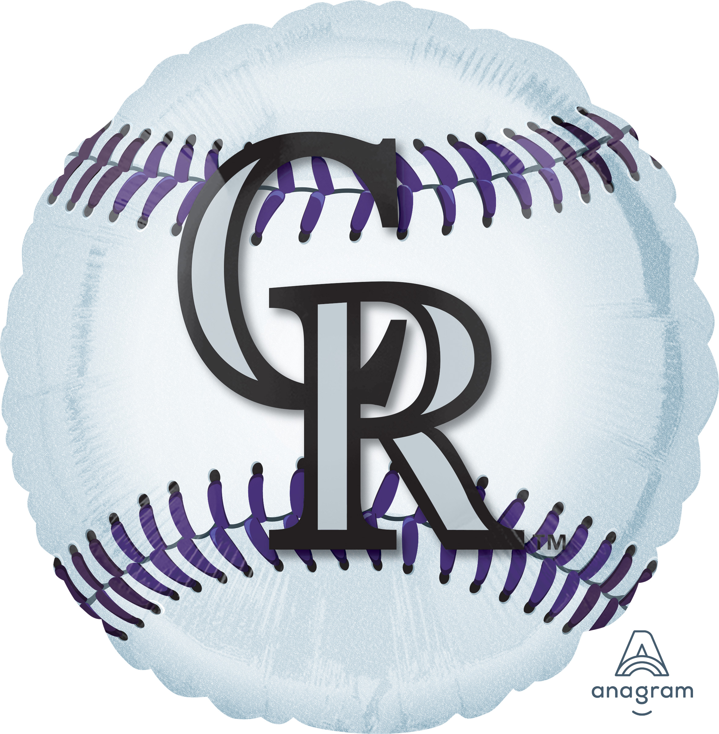 """18"""" Colorado Rockies Balloon"""