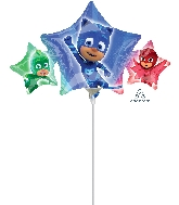 """17"""" Airfill Only PJ Masks Balloon (no stick)"""