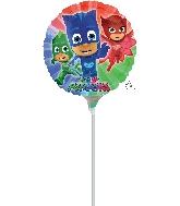 "9"" Airfill Only PJ Masks Balloon"