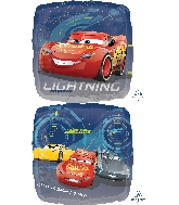 "18"" Cars Lightning Balloon"