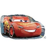 """30"""" Jumbo Cars Lightning McQueen Balloon"""