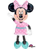 "54"" Airwalker Minnie Mouse Balloon"