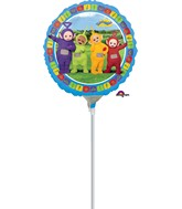 """9"""" Airfill Only Teletubbies Balloon"""