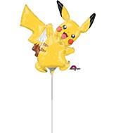 Airfill Only Pikachu Balloon Pokemon