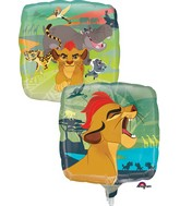 "9"" Airfill Only Lion Guard Balloon"