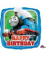 "18"" Thomas the Tank Engine HBD Balloon"