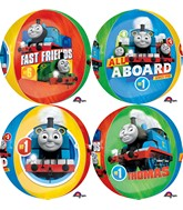 "16"" Jumbo Thomas the Tank Engine Orbz Balloon"