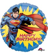 Superman Mylar Balloons