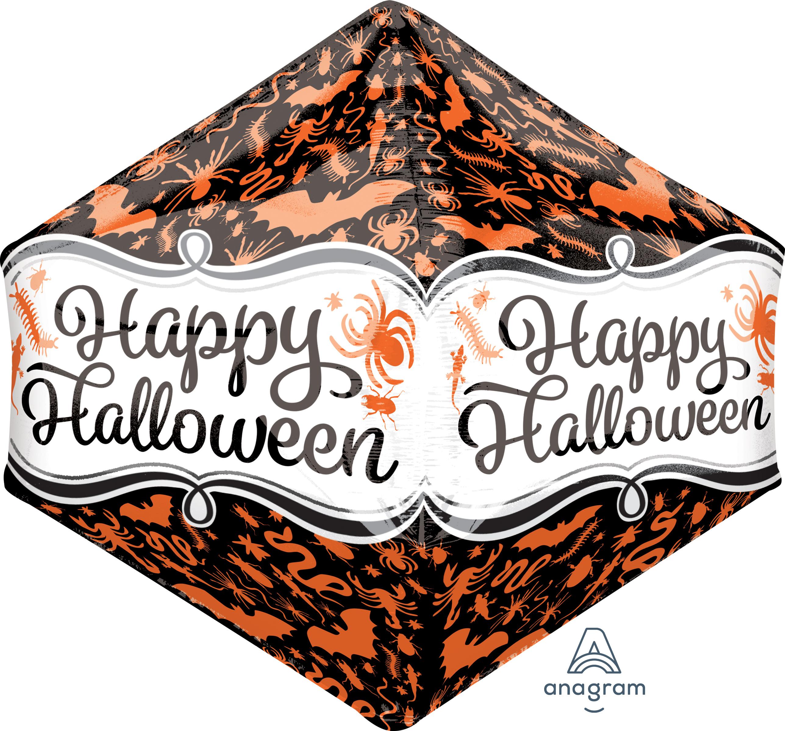 """21"""" Ultrashape™ Anglez™ Halloween Creepy Critters"""
