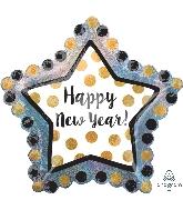 "30"" Jumbo Ring In The New Year Balloon"