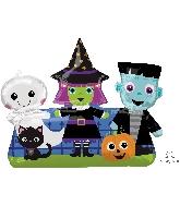 """32"""" Jumbo Halloween Friends Balloon"""