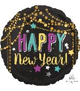"18"" Festive New Year Balloon"