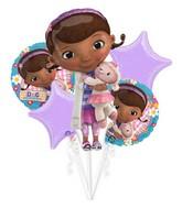 Doc Mc Stuffins Balloons Mylar Balloons