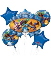 Skylanders Bouquet of Balloons