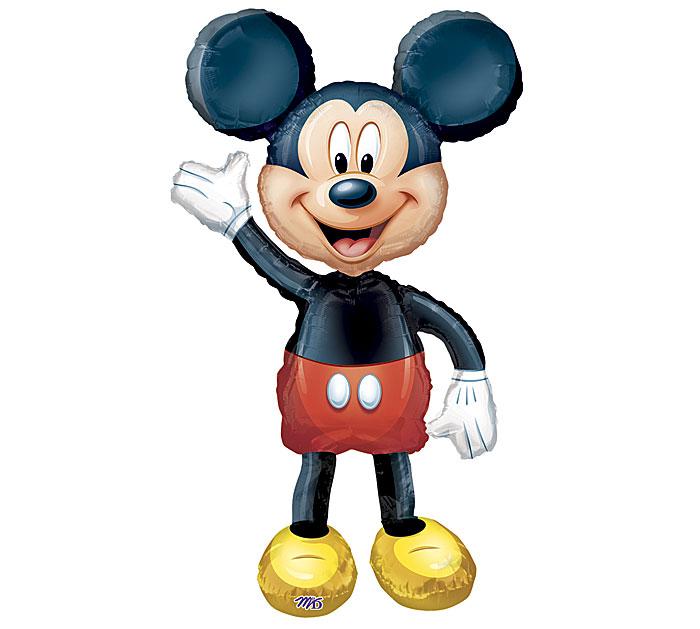 """52"""" Mickey Mouse Airwalker Balloon"""
