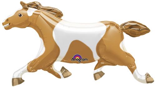 "46"" SuperShape Painted Pony Balloon"